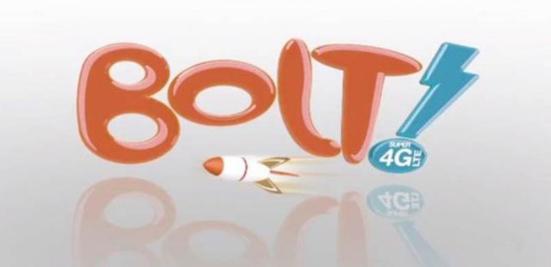 Jaringan BOLT 4G Ultra LTE