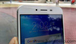 Bagian depan Zenfone 3 Max ZC553KL