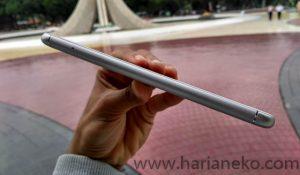 Bagian kiri ASUS Zenfone 3 Max ZC553KL