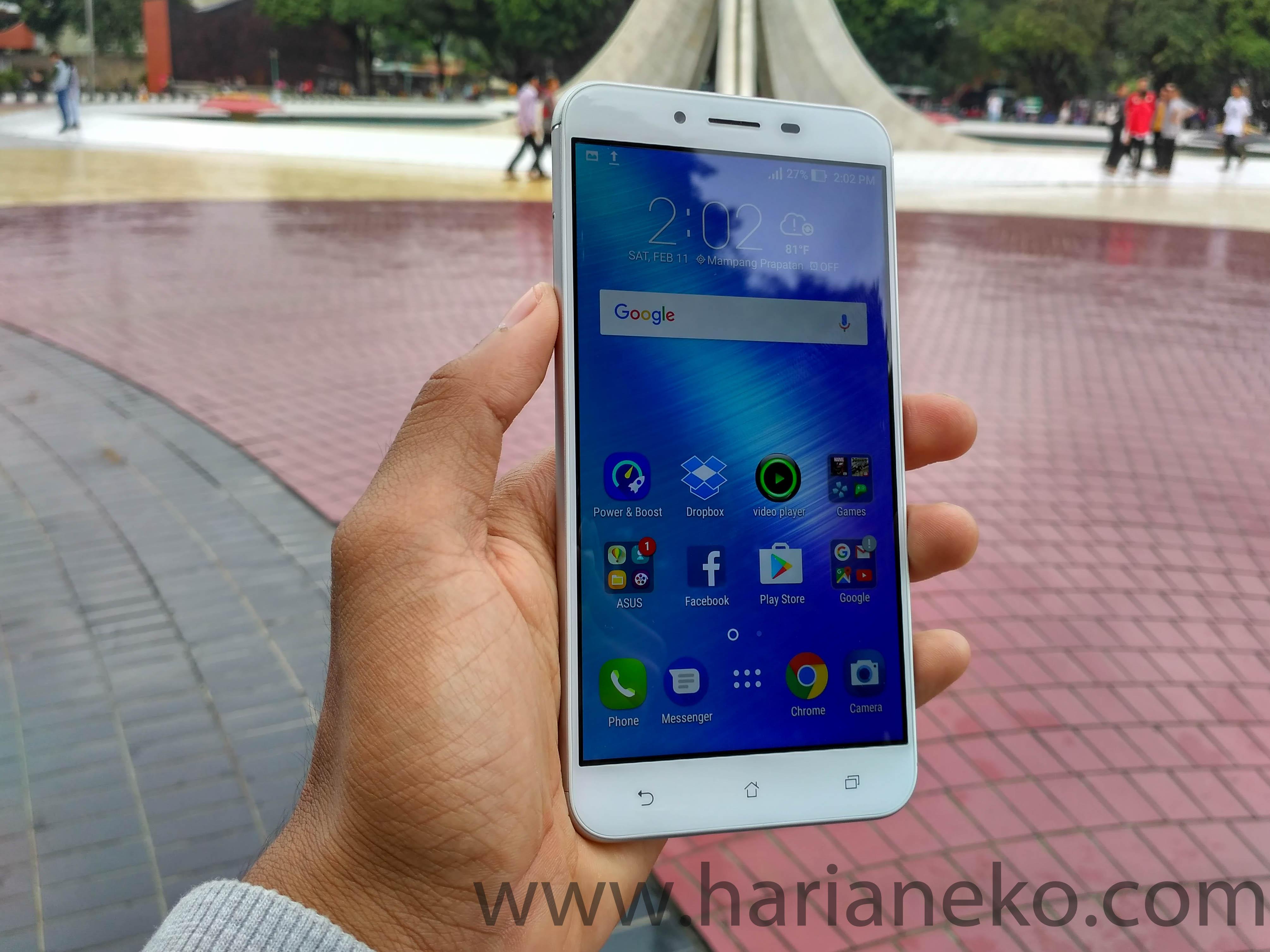 Banner ASUS Zenfone 3 max zc553kl