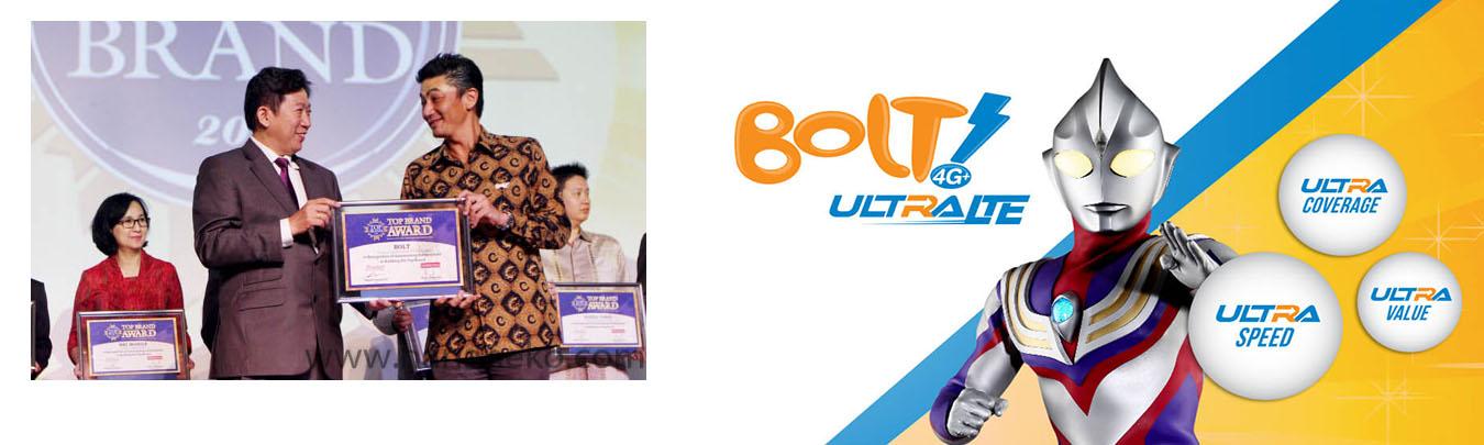 Bolt 4G Ultra LTE