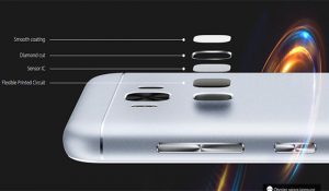 FingerPrint ASUS Zenfone 3 Max ZC553KL