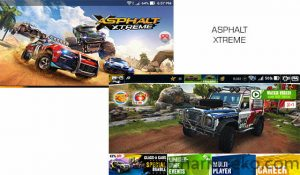 Game Asphalt Xtreme