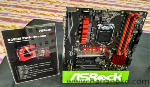 ASRock Fatal1ty B250M Performance
