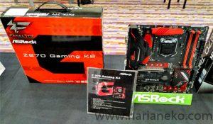 ASRock Fatal1ty Z270 Gaming K4