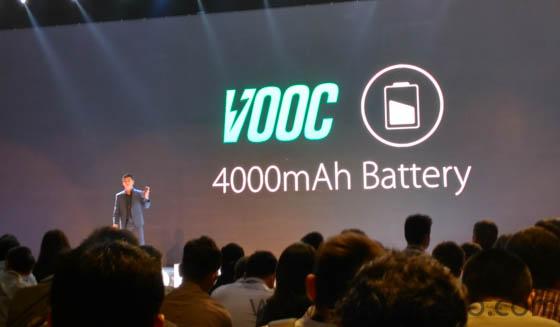 Baterai Oppo F3 Plus