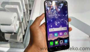 Desain Oppo F3 Plus Black Limited Edition