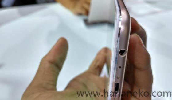 Ketebalan Bezel Oppo F3 Plus