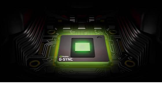 NVIDIA G-SYNC ASUS ROG GX800