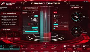 ROG GAMING CENTER - EXTREME