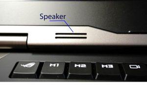 Speaker ASUS ROG GX800