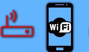 Cara masuk virus smartphone melalui wifi