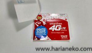kartu perdana smartfren 4G GSM+
