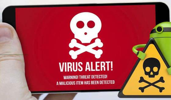 Tanda smartphone terkena virus