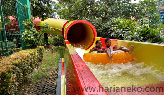Cango Slide Transera Waterpark
