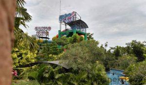 Crazy Cone Transera Waterpark Bekasi