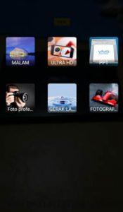 Fitur kamera utama Vivo V5s