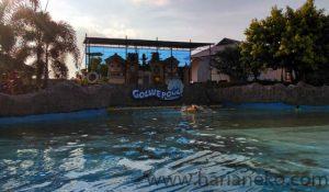 Golwe Pool Transera Waterpark Bekasi