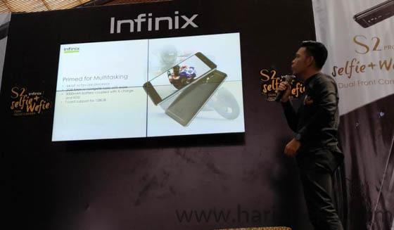 Spesifikasi Infinix S2 Pro Indonesia