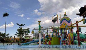Turkana Pool Transera Waterpark Bekasi