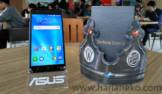 ASUS Zenfone Zoom S Indonesia