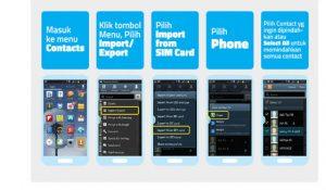 Cara Backup Contact di Android