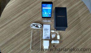 Paket penjualan ASUS Zenfone Zoom S
