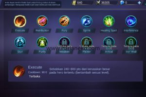 Pilih Ability Mobile Legends