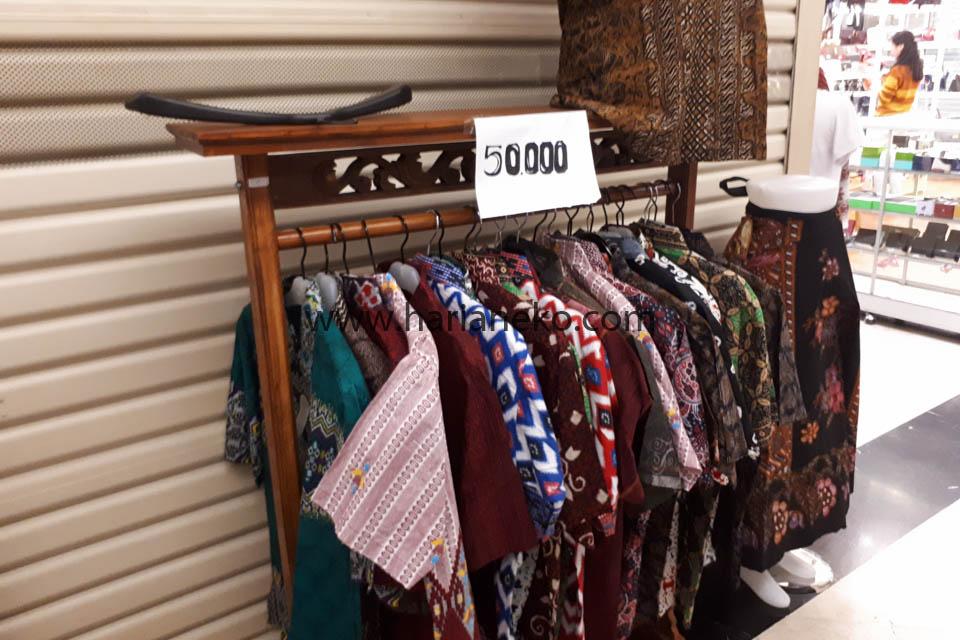 Pusat batik murah jakarta