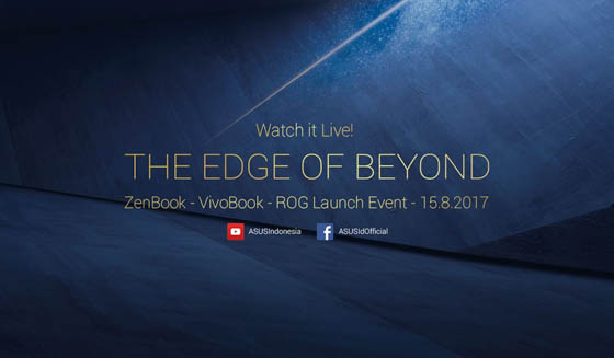 The Edge of Beyond ASUS Indonesia