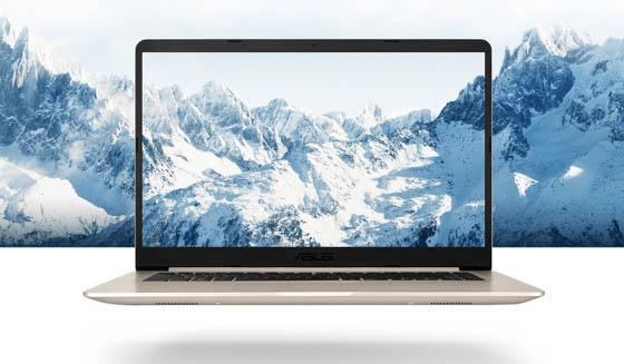 Tampilan ASUS VivoBook S15 S510UQ