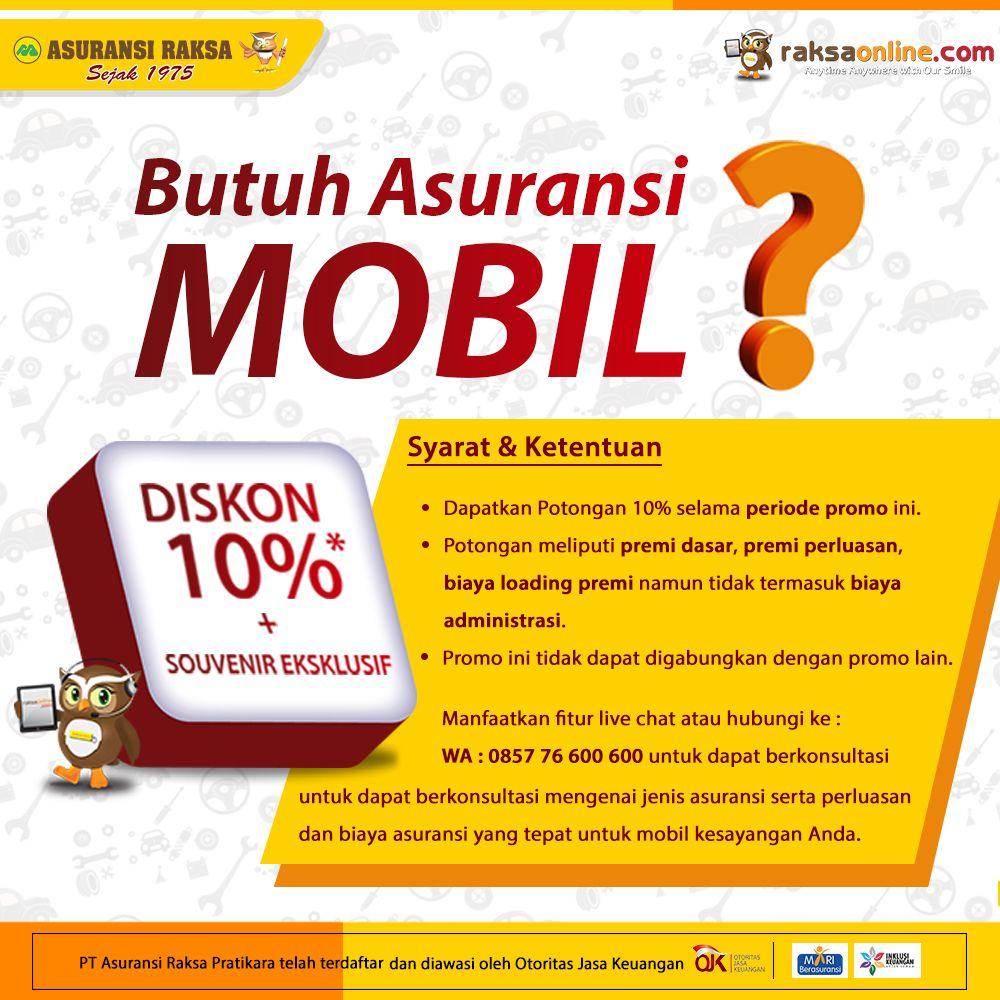 Asuransi Mobil Raksa Online