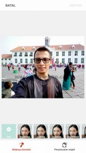 Fitur edit kamera Meizu M5C Indonesia