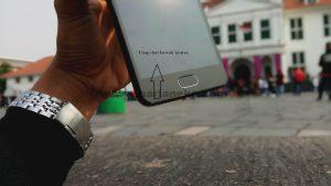 Tombol Soft Button Meizu M5C Indonesia