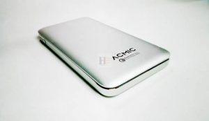 Bezel Power bank Acmic A20 Pro