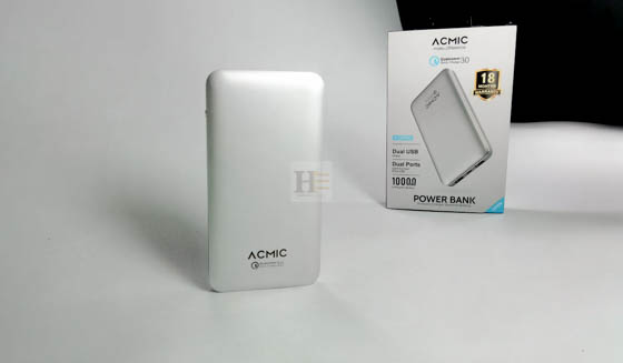 Power bank Acmic A10 Pro