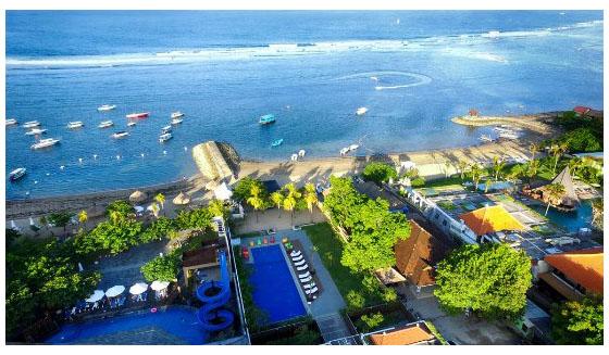 Lokasi Benoa Sea Suite