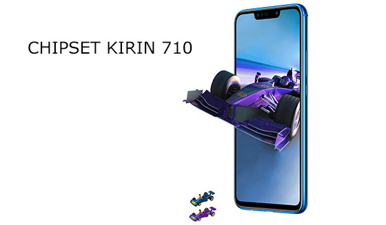 Chipset Huawei Nova 3i Indonesia