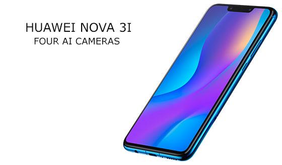 Huawei Nova 3i Indonesia