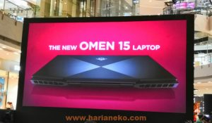 Laptop Gaming OMEN 15