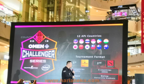 Event OMEN Challenger 2019
