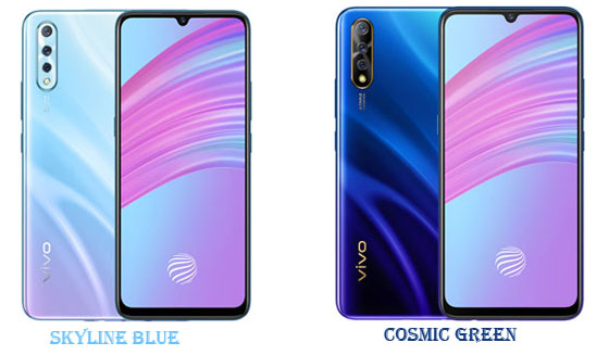 Warna Vivo S1