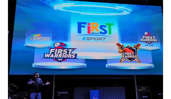 FIrst Media eSports