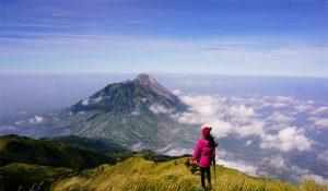Mendaki Gunung Merbabu