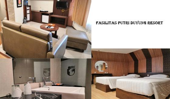 Fasilitas Putri Duyung Resort