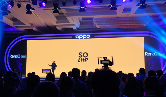 Fitur Edit Video OPPO Reno2 Series
