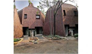 Rumah di Putri Duyung Resort