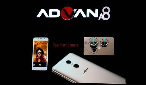 Advan A8