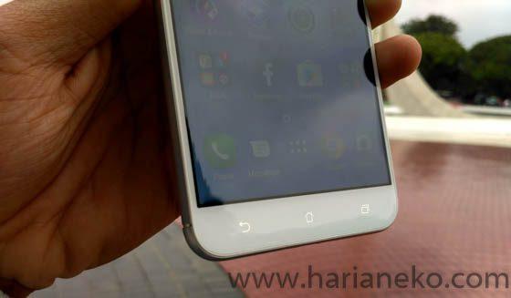 Bagian dagu Zenfone 3 Max ZC553KL