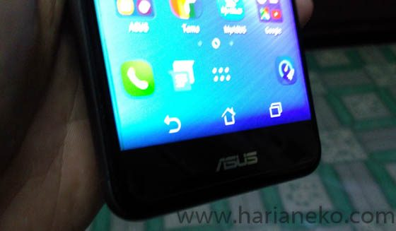 Bagian dagu asus Zenfone 3 max zc520tl